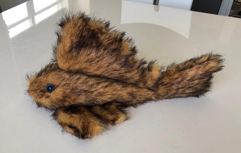 12 inch Fluffy Pleco