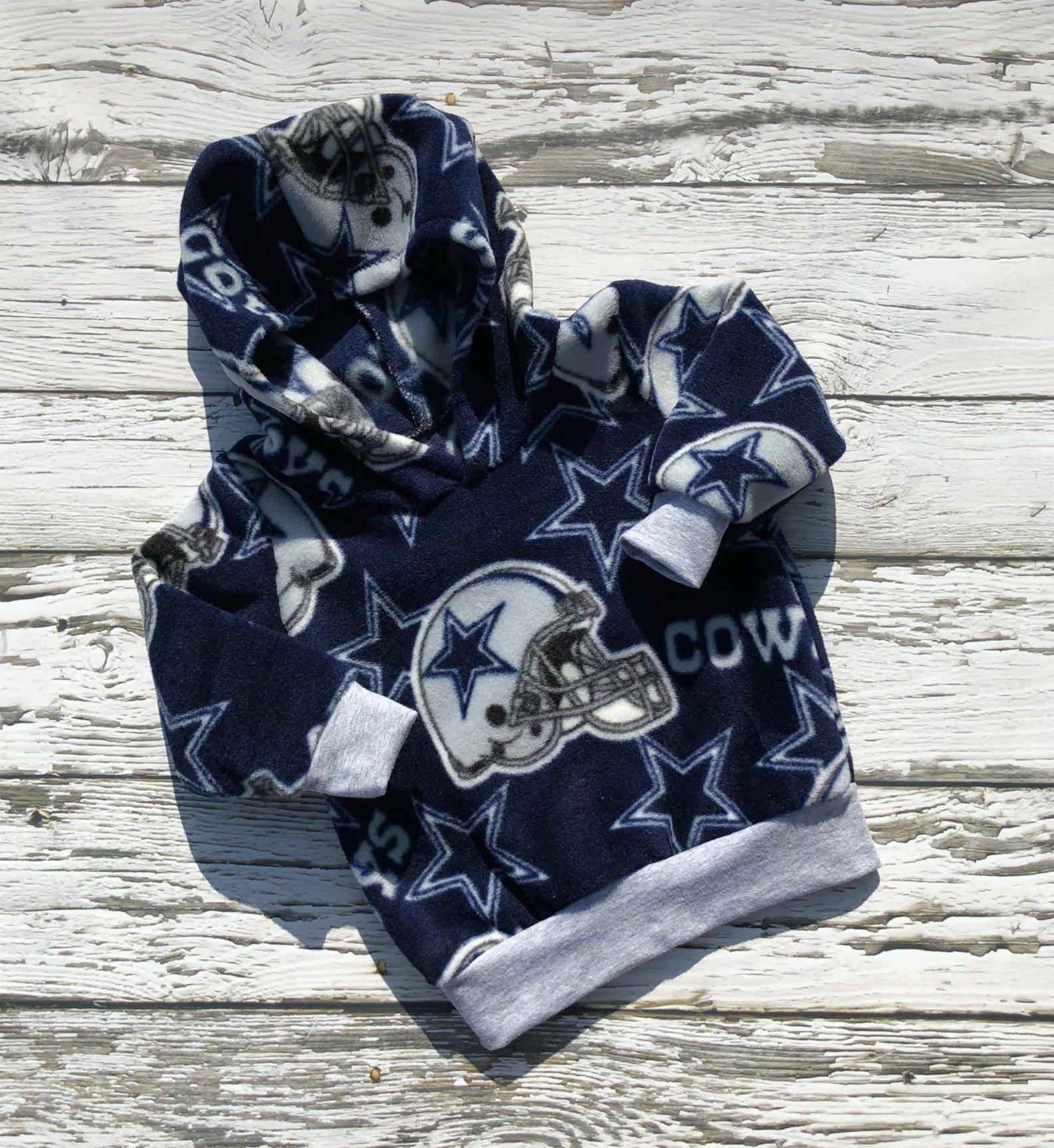 detailed look 46e44 b1696 Dallas Cowboys Hoodie, fleece hoodie, children sports clothing, NFL print  Hoodie, Dallas Cowboys children Pullover hoodie, boy/girl hoodie