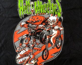 Hellowheelies t-shirt