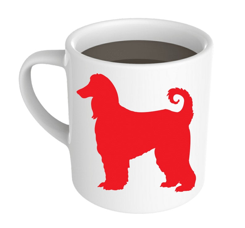 window With clear transfer film Choose colour Buy 3 Get 1 FREE Afghan Hound Vinyl Stickers Sheets Mobile laptop mug