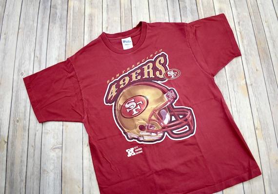 90s SAN FRANCISCO 49ERS T-Shirt TShirt T Shirt Tee    Size  5cf69bfb8