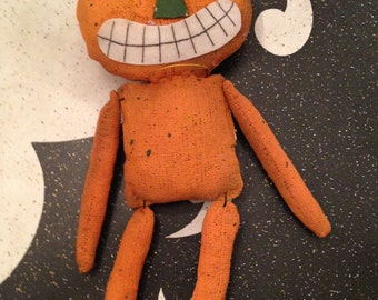 Funny Halloween Character