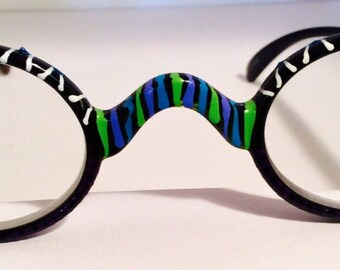 Matte Black Gold Modern Cat Eye Thick Frame Cute Women/'s Shades Sunglasses S212