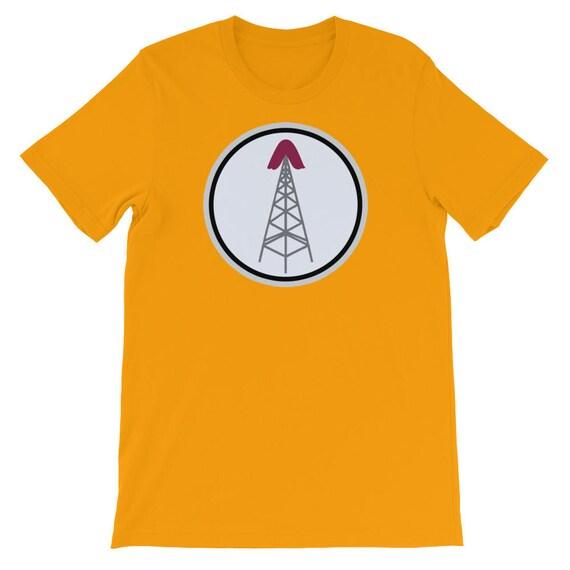d87c5f1db1374 Brockmire Morristown Frackers Inspired Short-Sleeve Unisex T-Shirt