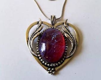 Dragon's Heart Necklace