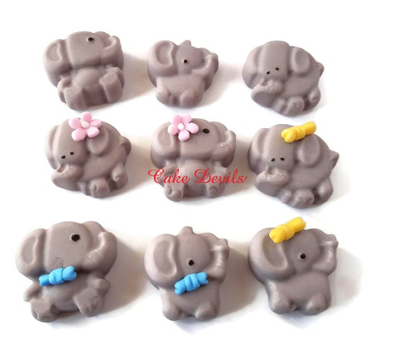 TEDDY BEAR WITH NUMBER handmade edible first birthday cake topper decoration