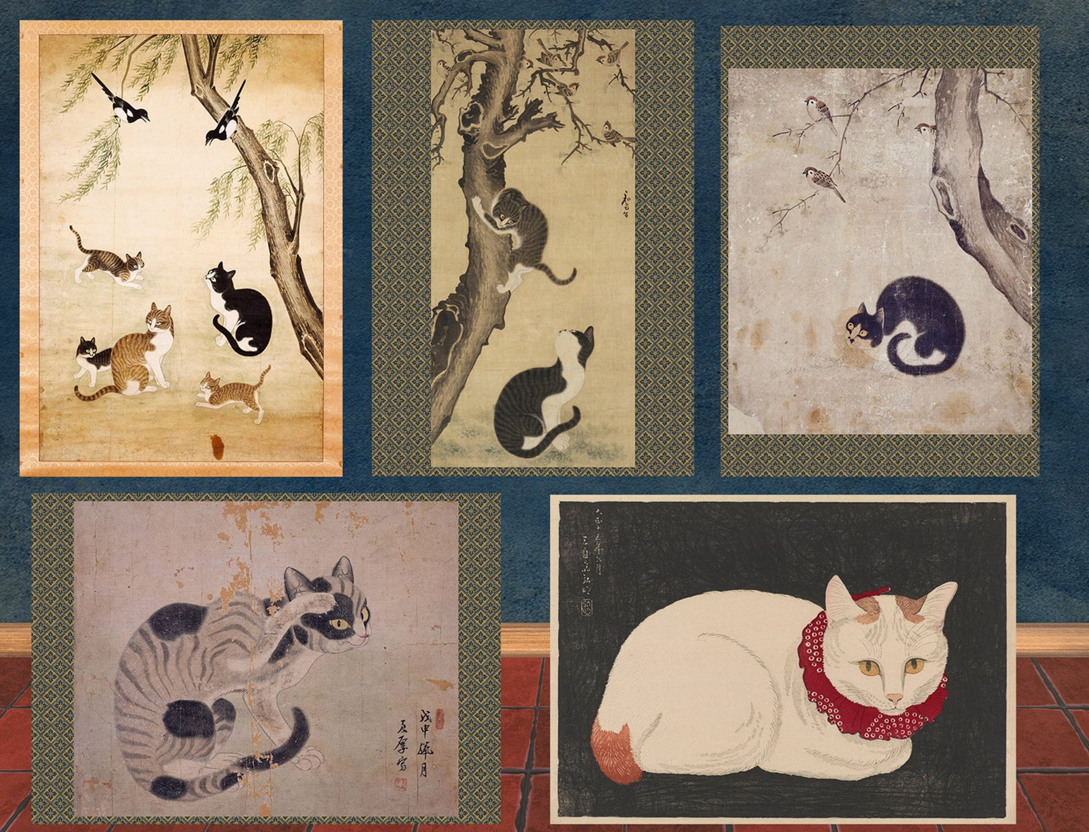 Kitty    fine art print