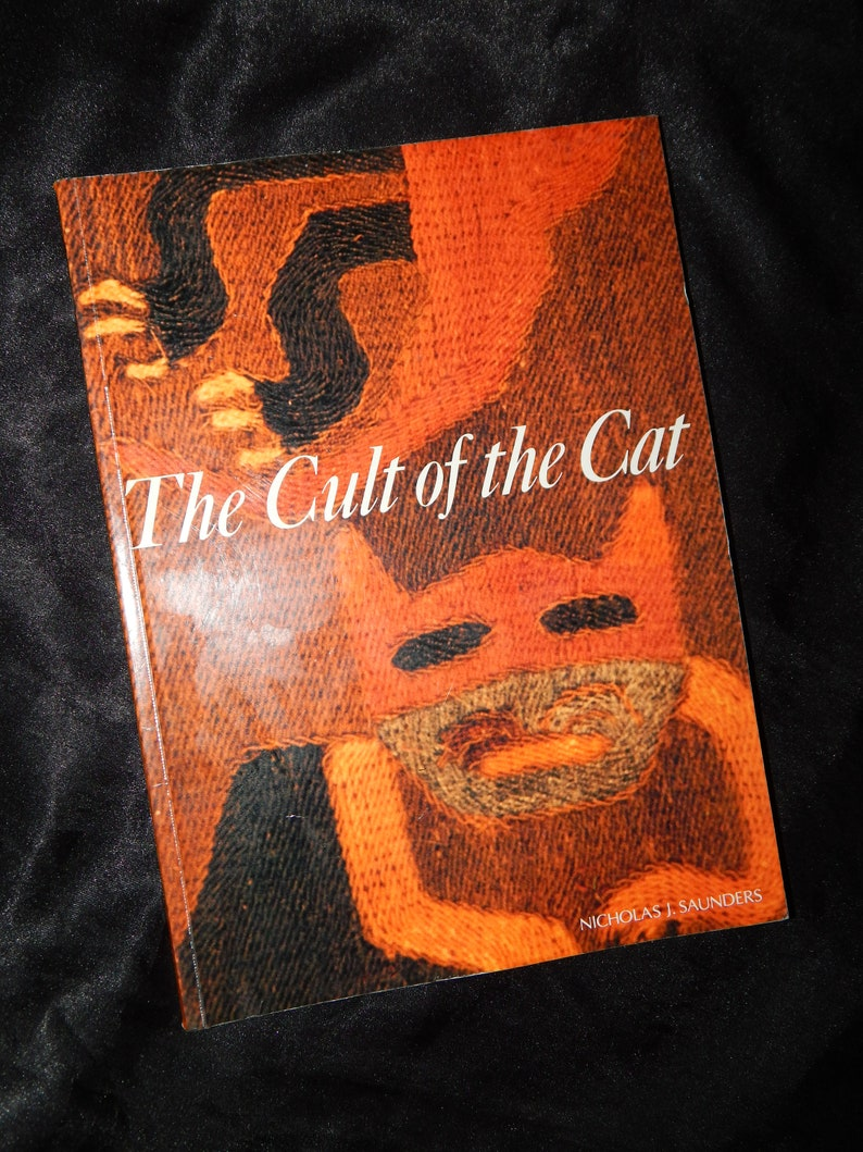 Cult of the Cat (Art and Imagination) - USED BOOKS - Occult Books -  Esoteric Books - Spiritual Books