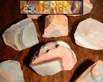 Genuine DESERT JASPER - Genuine Rough Desert Jasper - 1+ Inch Gemstone - Metaphysical Crystals - Reiki - Chakra Stones - Gemstone Collection