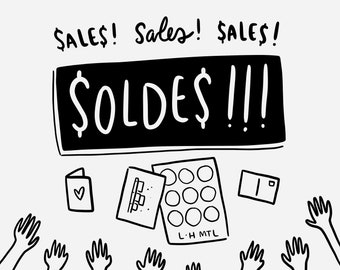 Sale !!! Made Too Much !!! 50% off