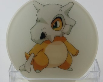 Pokemon Cubone Resin Coaster.