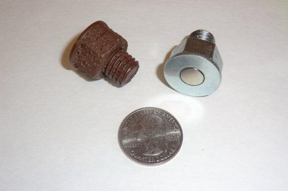 "Magnétique Plate /""Cache/"" Geocaching Géocache Micro Nano"