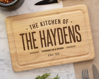 Custom Cutting Board, Personalised Chopping Board, Personalised Cutting Board, Foodie Gift, Christmas Gift, Custom Chopping Board