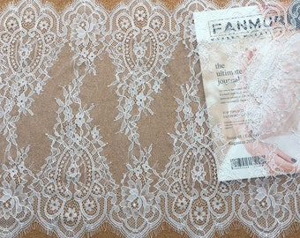 ec75f1bed6 Top Quality Chantilly Lace Trim