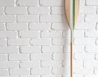 Monaco- timber painted oar