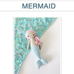 Pattern: Mermaid Amigurumi (Digital PDF File)