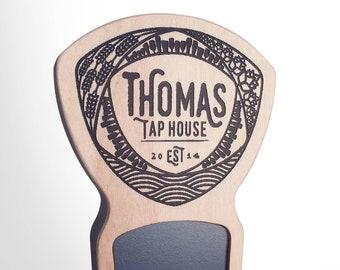 Custom Beer Tap Handle - Mosaic