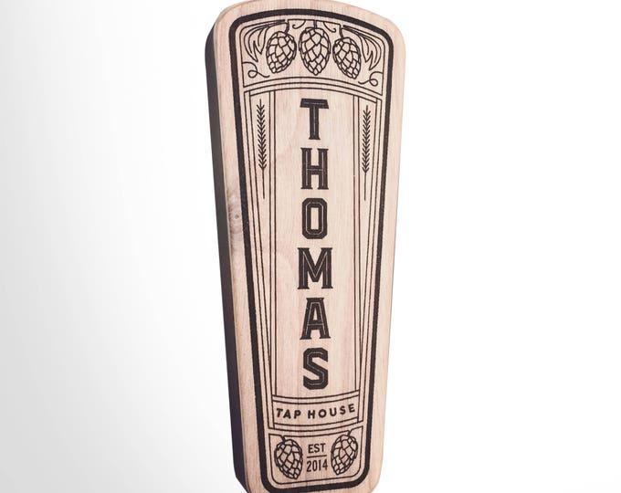 Custom Beer Tap Handle - Centennial