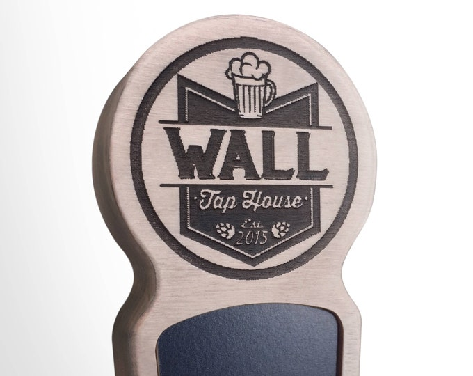 Custom Beer Tap Handle - Cascade