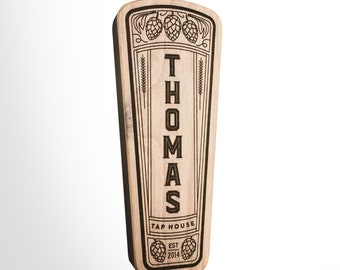Custom Beer Tap Handle - Centennial