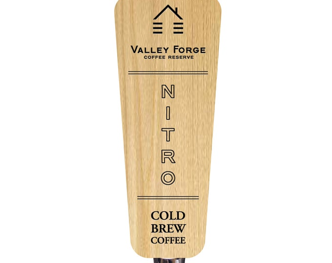 Custom Order - Nitro Cold Brew Tap Handles (3)