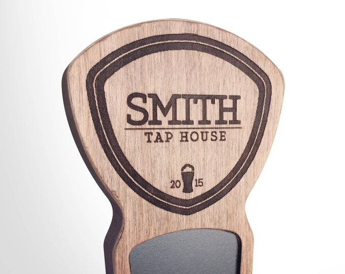 Custom Beer Tap Handle - Willamette