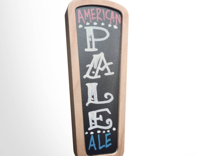 Chalkboard Beer Tap Handle - Nugget