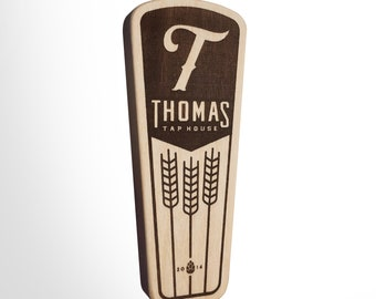 Custom Beer Tap Handle - Bravo