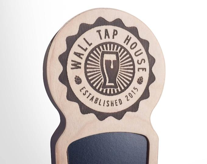 Custom Beer Tap Handle - Comet