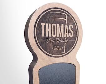 Custom Beer Tap Handle - Magnum