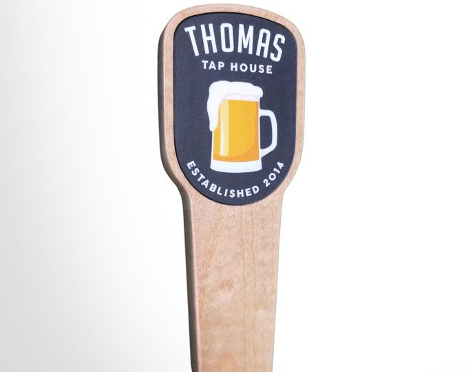 Custom Beer Tap Handle - Simcoe