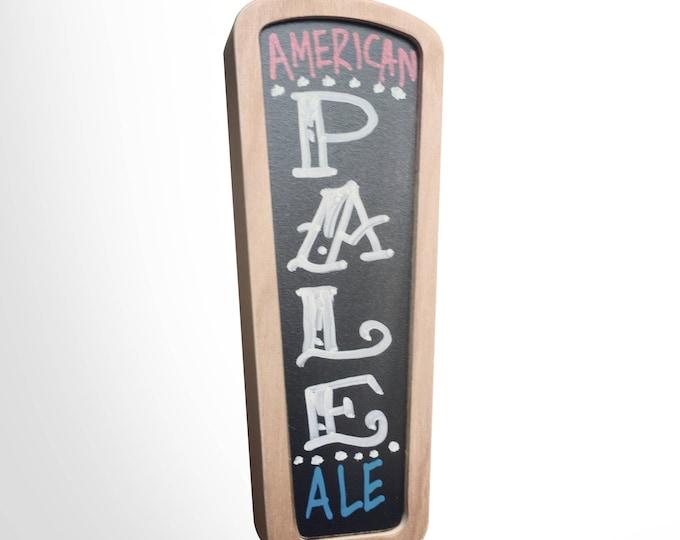 Chalkboard Beer Tap Handle - Nugget