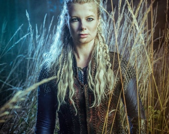 Pay in parts - Vikings Armour - Screen accurate - ShieldMaiden Armour - Lagertha Armour - Medieval Armour - Woman Armour - Custom size