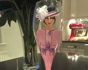 Mother of the Bride /Groom Champagne Glass