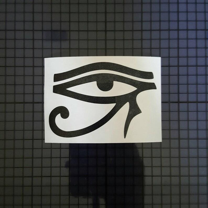 Egyptians Hieroglyph 3 Vinyl Decal