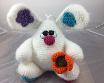 Crochet Amigurumi Bunny Toy Free Patterns Instructions | 270x340