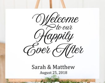 Ever After Decal Etsy