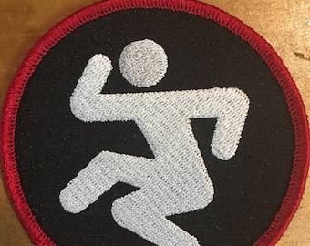 Thrash Zone Embroidery Patch