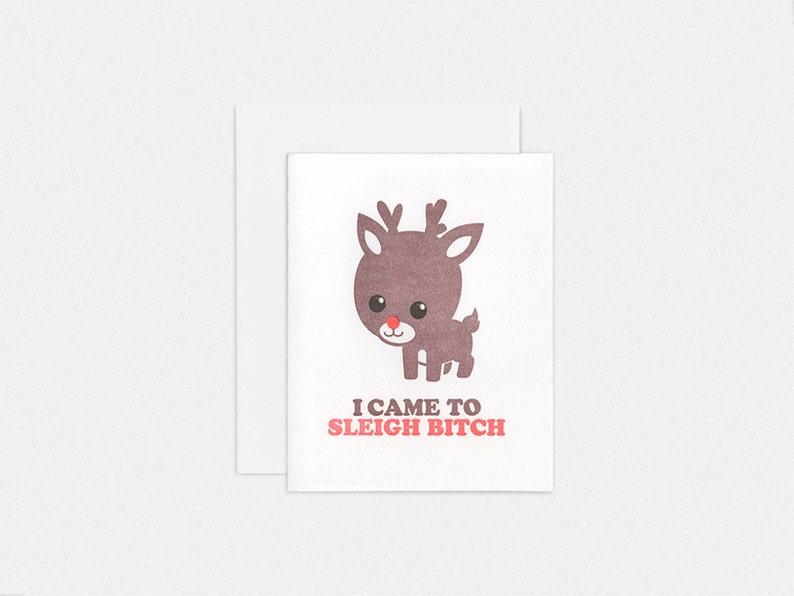 Reindeer Sleigh Beyonce's image 0