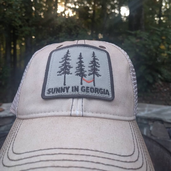 Georgia Pines trucker by Sunny In Georgia