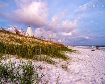 Landscape Photography - Highway 30A, Florida - Seaside View - Fine Art