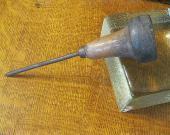 Antique Ice Pick , Ice Harvesting Tool