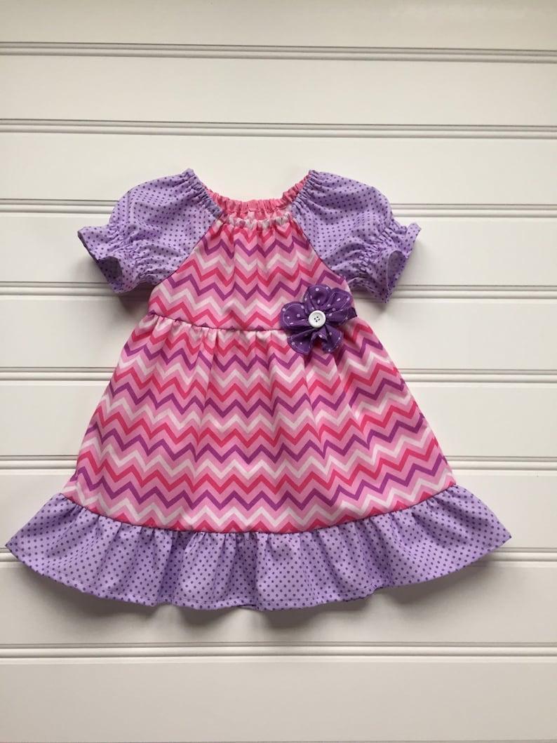5385a2e80d53 Girl Summer Dress Toddler Dress Girl Pink Dress Little girl