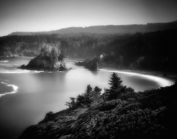 From Above (prints) Trinidad State Beach Northern California
