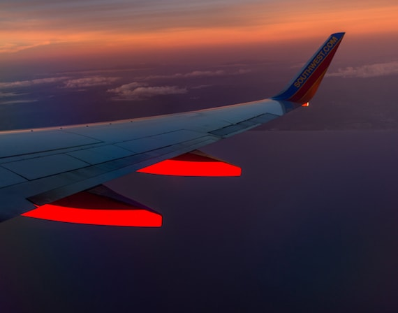 Sunset on Southwest