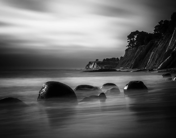 Just Another Beach (Prints) Bowling Ball Beach Northern California