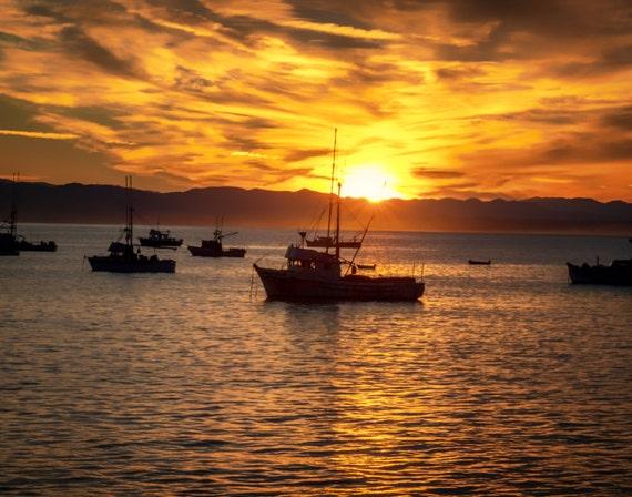 The Best Part of Waking Up (Prints) Avila Beach San Luis Harbor