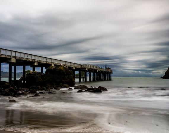 Trinidad Pier (Prints) Northern California Beach
