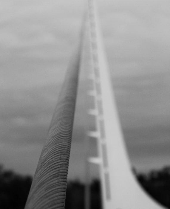Sundial Bridge cable