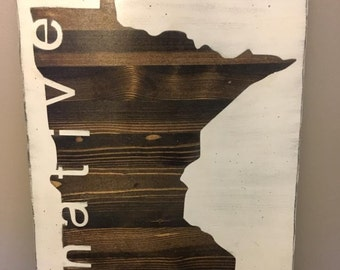 MN sign